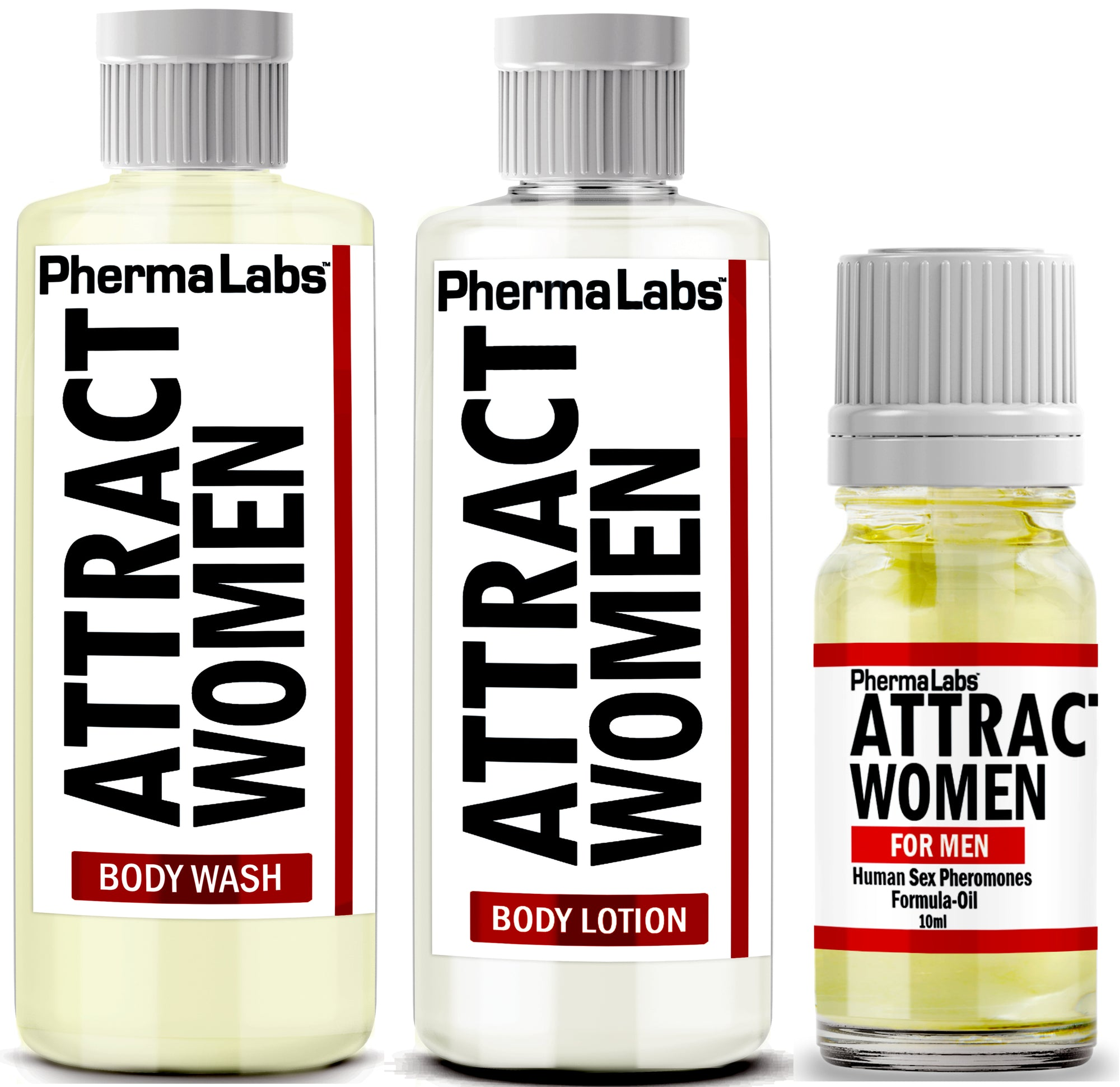 ATTRACT WOMEN *Mini Travel Kit*