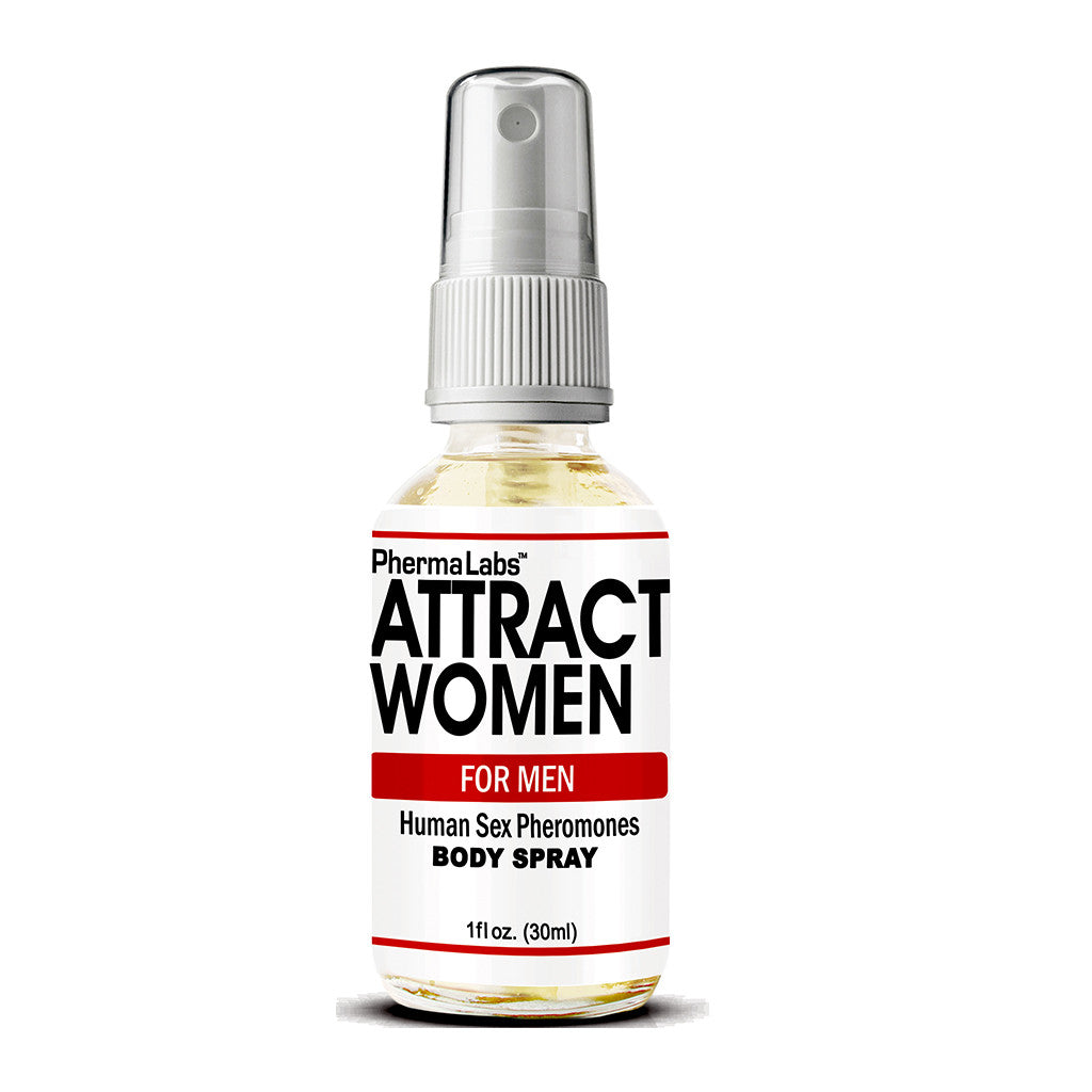Pheromones that attract females