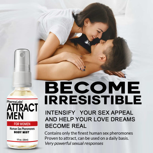 Attract Men Body Mist