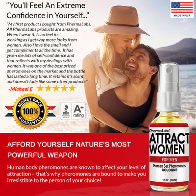 Attract Women Cologne