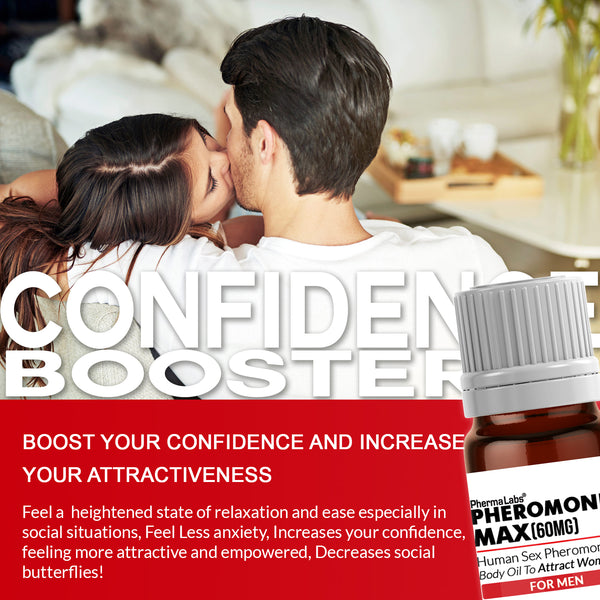 ATTRACT WOMEN OIL (PHEROMONES MAX-60MG)