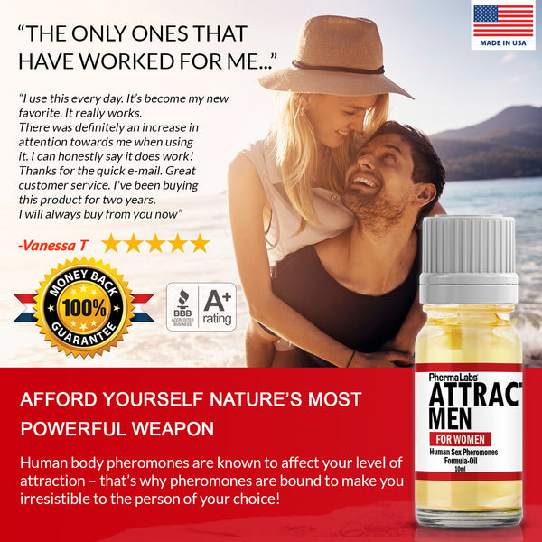 Attract Men oil