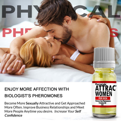 ATTRACT WOMEN OIL(45mg)