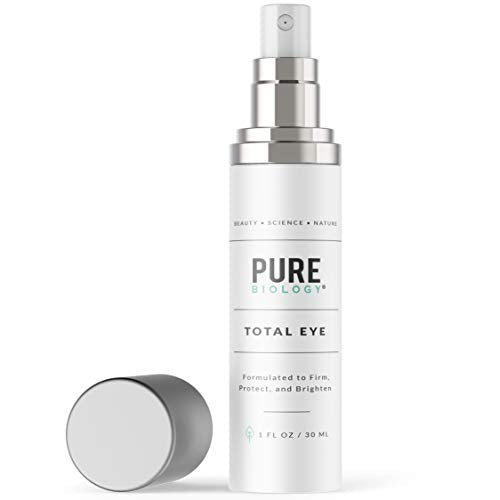 Premium Total Eye Cream with Vitamin C + E, Hyaluronic Acid & Anti Aging Complexes to Reduce Dark Circles, Puffiness, Under Eye Bags, Wrinkles & Fine Lines for Men & Women: Gateway