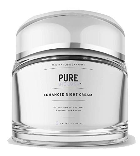 Premium Night Cream Face Moisturizer with Retinol, Hyaluronic Acid & Breakthrough Anti Aging Complexes