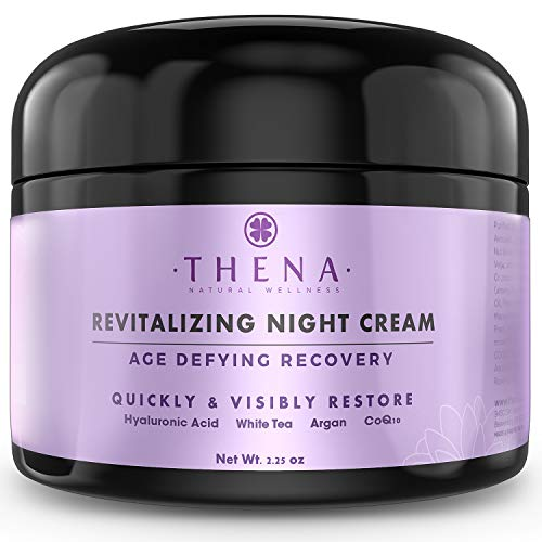 Organic All-in-One Face Cream Designed For ALL Skin Types With A Focus On Reducing Early Signs of Aging with This Revolutionary Formula Infused With Hyaluronic Acid!