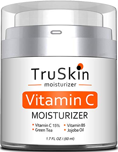 Tru Skin Moisturizer Cream for Face, and Neck  for Anti-Aging, Wrinkles, Age Spots, Skin Tone, Firming, and Dark Circles.