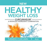 Hydroxycut Ultra Lean Healthy Weight Loss, Turmeric Curcumin & Alpha Lipoic Acid Supplement, Energy & Metabolism Booster, 60 Pills