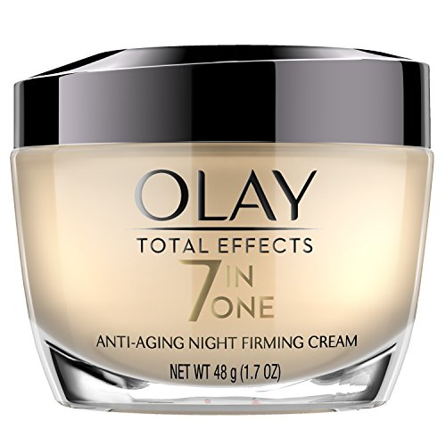 Night Cream by Olay Total Effects Anti-Aging Night Firming Cream & Face Moisturizer