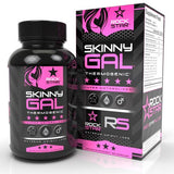 Skinny Gal Thermogenic, Carb Blocker, & Appetite Suppressant for Women, Veggie Caps, 60 Ct
