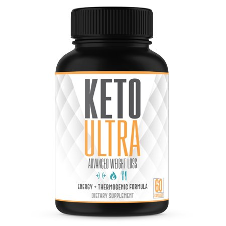 Keto Ultra – Powerful Keto Diet Pills –– Supports Weight Loss, Fat Burn, Energy & Focus – Built for the Keto Diet – Great for Keto Beginners – 1 Month – Made in the USA