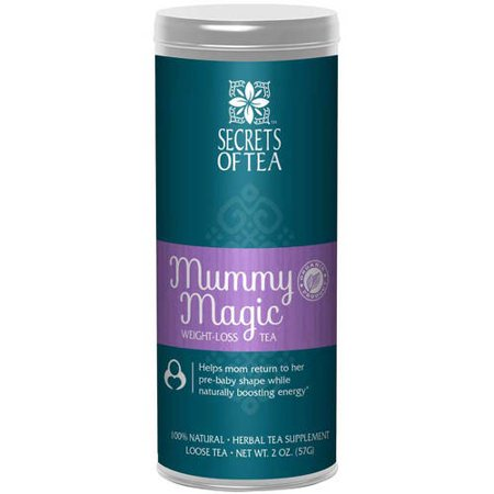 Lose Weight with Mummy Magic Weight Loss