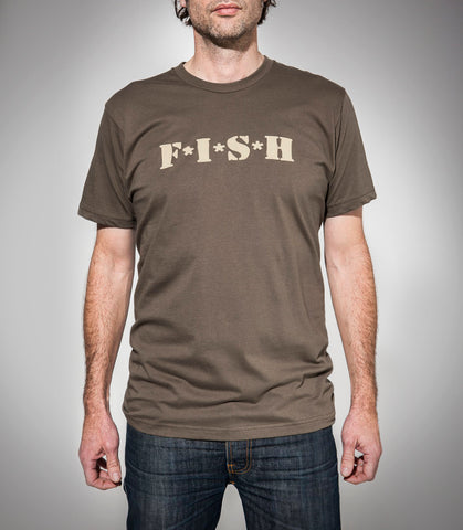 Outcast FISH Tshirt LIMITED STOCK - 9 LEFT!