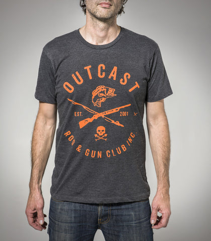 Outcast Rod & Gun Club Tshirt