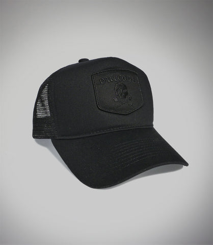 Outcast Black Trucker