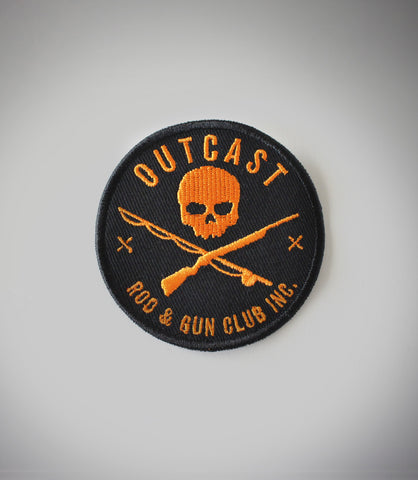 Outcast Rod and Gun Club Patch