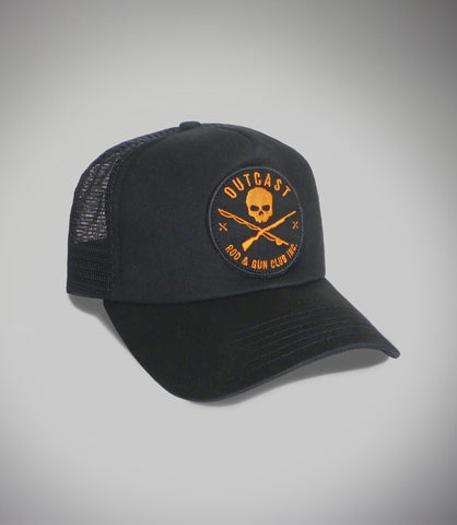 Outcast Rod & Gun Trucker SOLD OUT