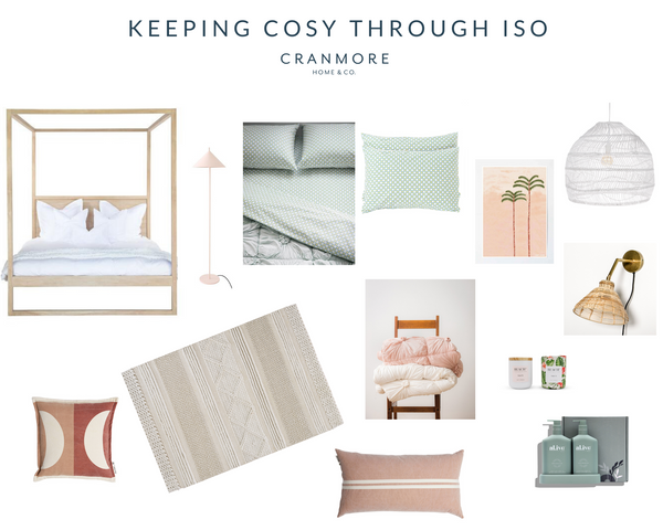 Keeping Cosy Moodboard