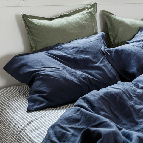 DUVET SET | Oxford Blue by bedtonic