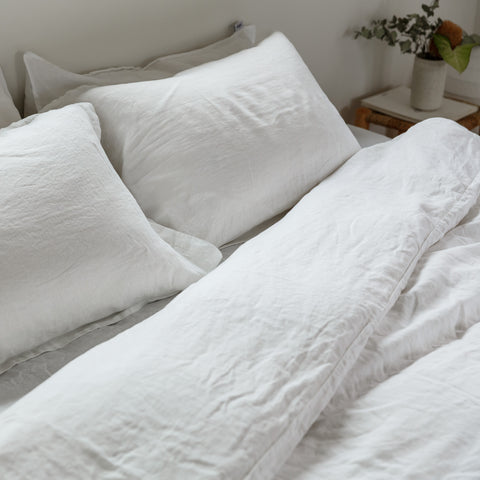 DUVET SET | Winter White by bedtonic