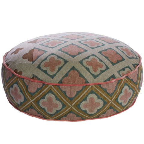 OTTOMAN | Clover by Canvas + Sasson