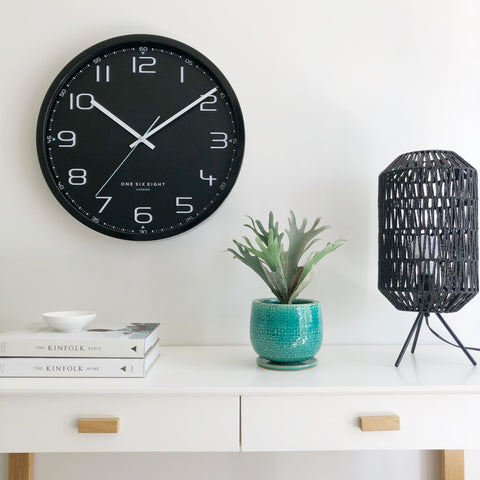 WALL CLOCK | Carter by One Six Eight London