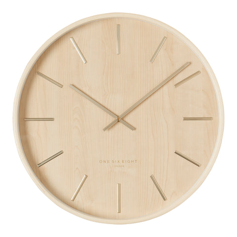 WALL CLOCK | Marcus by One Six Eight London