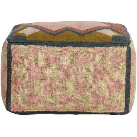 OTTOMAN | Boho by Canvas + Sasson