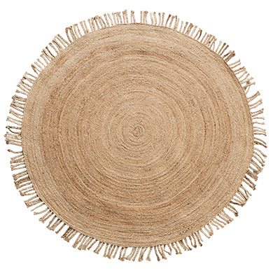 FLOOR RUG | Palm Beach Round by Canvas and Sasson
