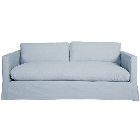 SOFA | Scout Shack | 3 seater | Sky blue by Canvas + Sasson