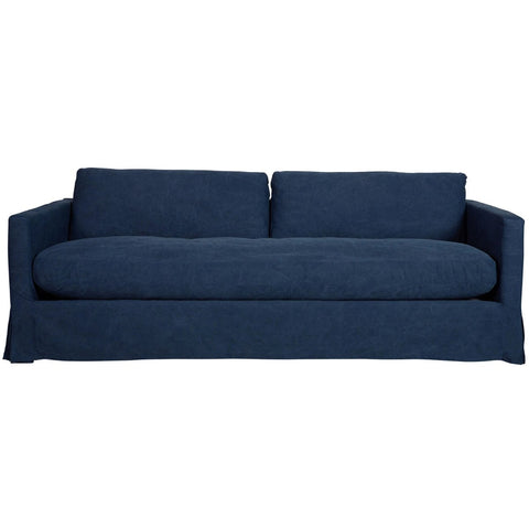SOFA | Scout Shack | 3.5 seater | Ink blue by Canvas + Sasson