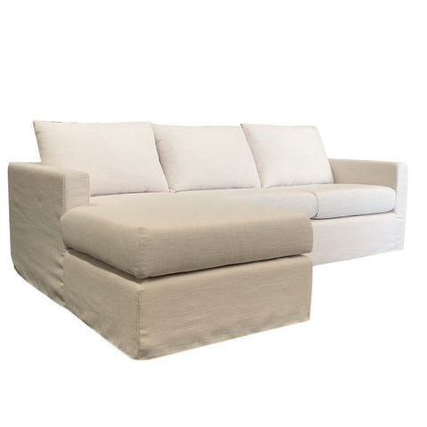 SOFA | Signature 3.5 seater with chaise  by Henry & Oliver Co