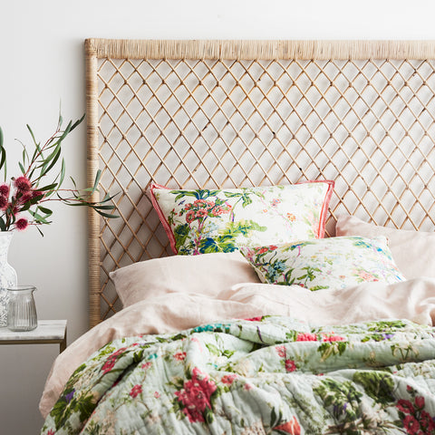 BEDHEAD | Palm Springs Lattice by Canvas + Sasson