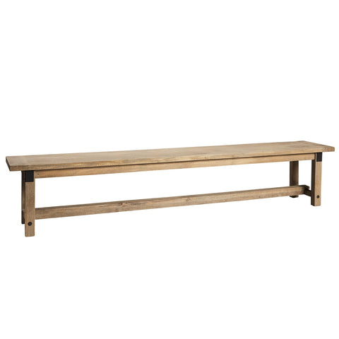 BENCH | Montana Highland Natural by Canvas + Sasson
