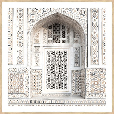 ART PRINT | Agra by Blackhaus Studios