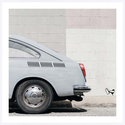 ART PRINT | Auto by Blackhaus Studios