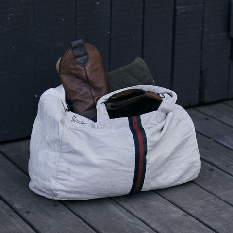 BAG | Escapee Overnight bag Natural by Pony Rider