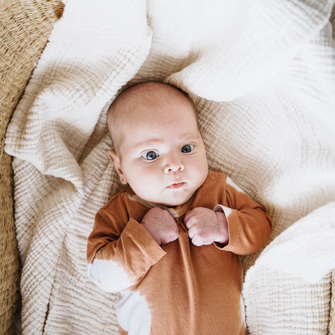 THROW | Ivy Baby Blanket by Collective Sol