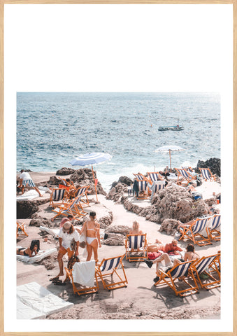 ART PRINT | Bathers by Blackhaus Studios