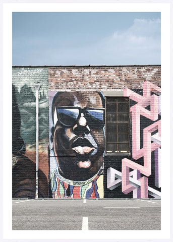 ART PRINT | Biggie by Blackhaus Studios