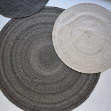 FLOOR RUG | Braided Round by OHH