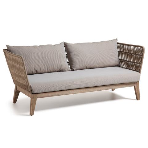 OUTDOOR LOUNGE | Bellano Sofa by Cranmore Home & Co.