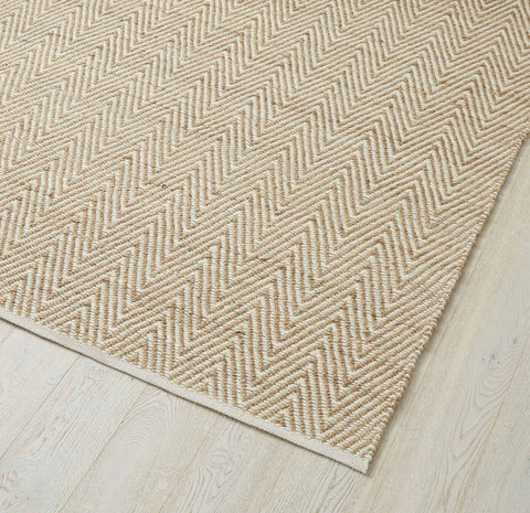FLOOR RUG | Catania Natural by WEAVE