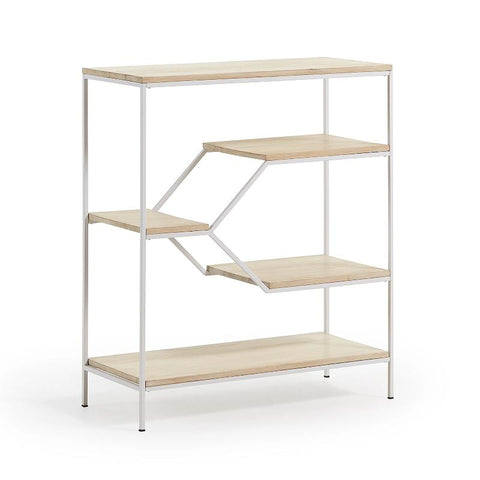 BOOKCASE | Pyke White by Cranmore Home & Co