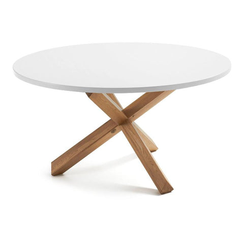 DINING TABLE | Nori with white top by Cranmore Home & Co