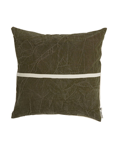 CUSHION | Wanderful Dark Shadow Natural design by pony rider