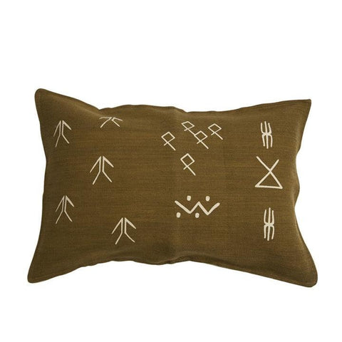 CUSHION | lil day walker design Forest/Nat by pony rider
