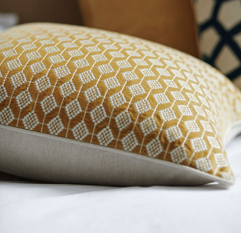 CUSHION | Embla Amber by WEAVE