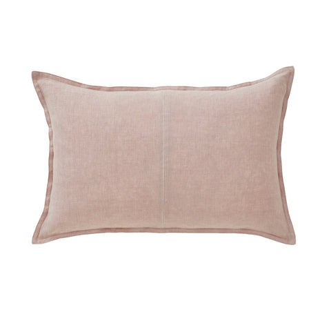 CUSHION | Como Lumbar or Square Blush by WEAVE