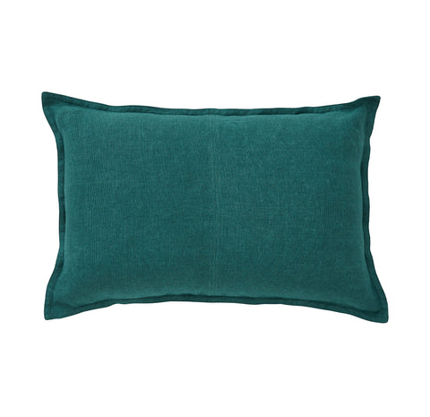 CUSHION | Como Lumbar or Square Teal by WEAVE